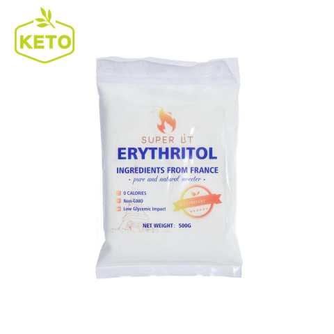 Super Lit - 法國產生酮糖 稀少糖 赤藻糖醇 零卡路里代糖 500g (細包裝)