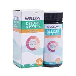 Wellovi - 尿酮試紙 生酮必備 FDA 等级