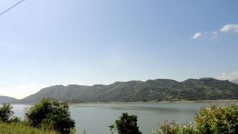 Center - Hydroelectric Lake 4