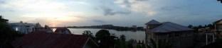 Ftown Aberdeen Sunset Pano