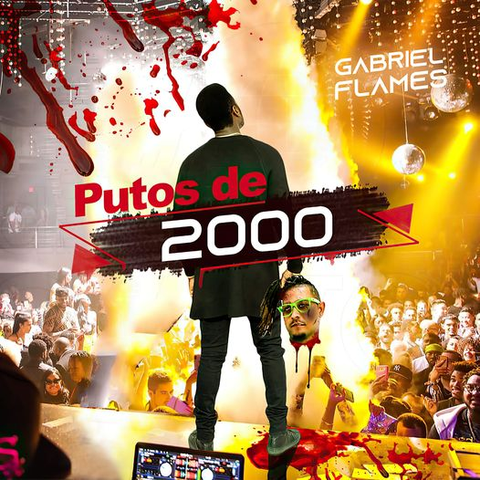 Gabriel Flames - Putos De 2000 (Diss Track)