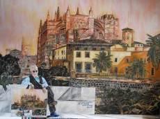 Vernissage Werner Woeber @ Lloret de Vistalegre | Illes Balears | Spanien