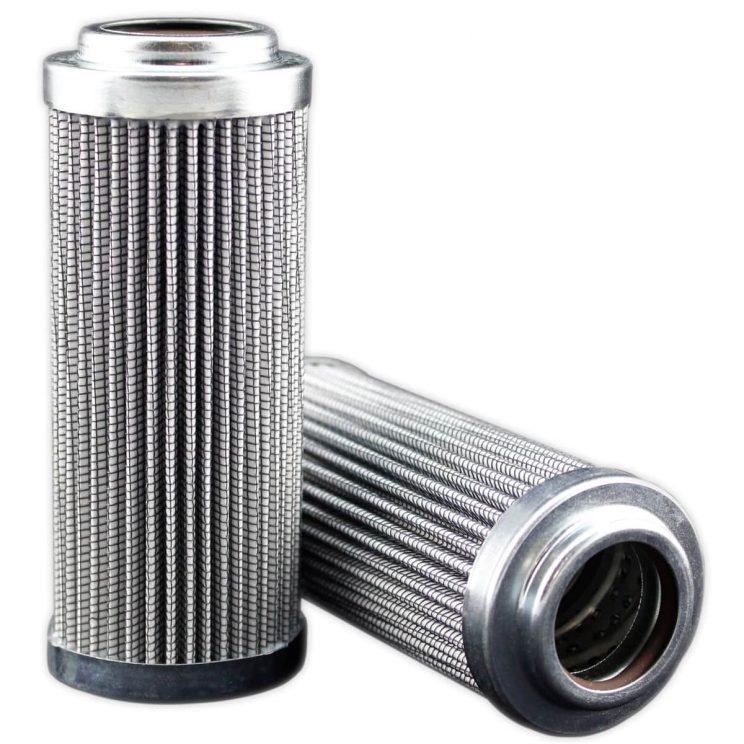 Stainless Steel Millennium Filters PUROLATOR-FACET MN-38P0EAM203F2 Direct Interchange for PUROLATOR-FACET-38P0EAM203F2