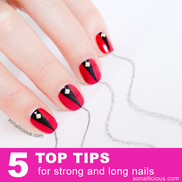 Expert Advice 5 Best Tips For Long Nails