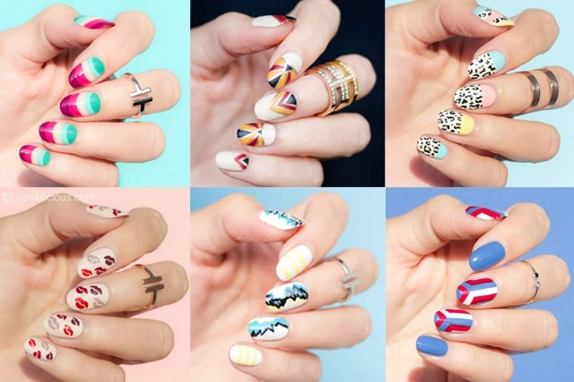 Plus 5 Important Nail Art Lessons To Learn