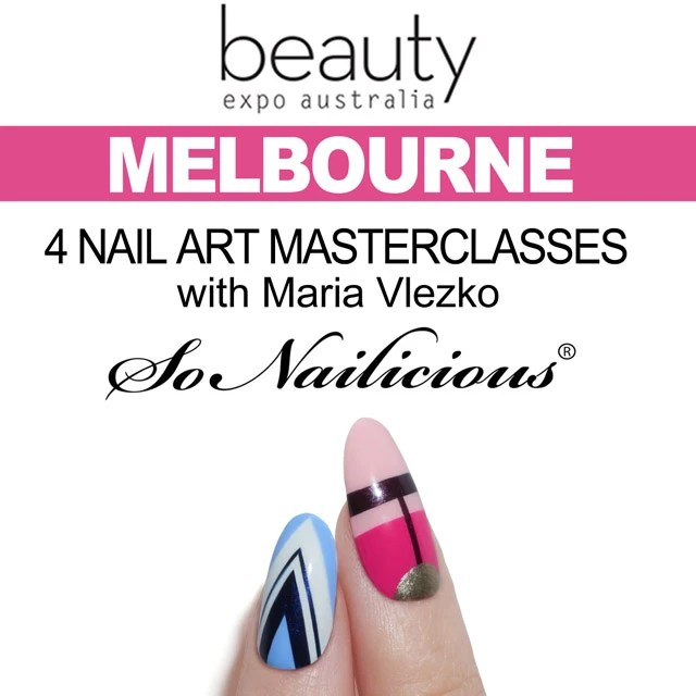 4 Nail Art Mastercles In Melbourne
