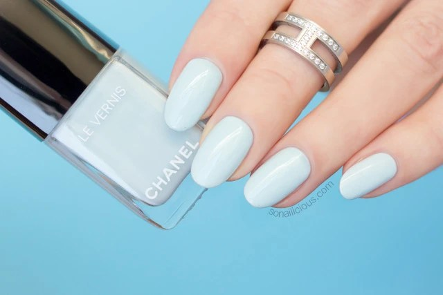 A Magic Spring Nail Colour That Is Perfect For Winter And Summer