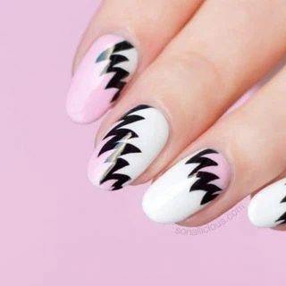 The Hottest Nail Art Trend Of Year Plus Tutorial