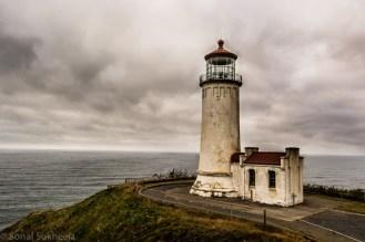 North Head Lighthouse, Illwaco, WA