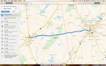 From Atlanta, GA to Sloss Furnaces in Birmingham, AL