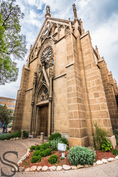 Loretto Chapel - Built in 1873, Santa Fe, NM