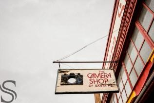 Camera Shop in Santa Fe