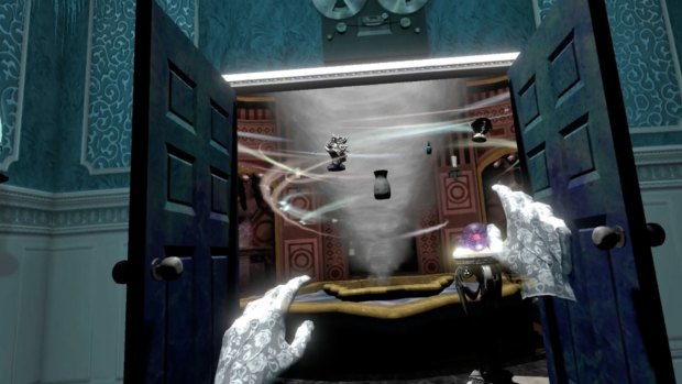 hot sugar the melody of dust vr game picture