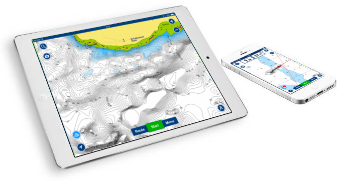 Navionics App now Wi-Fi Only iPad and iPod Touch Compatible - Sonar