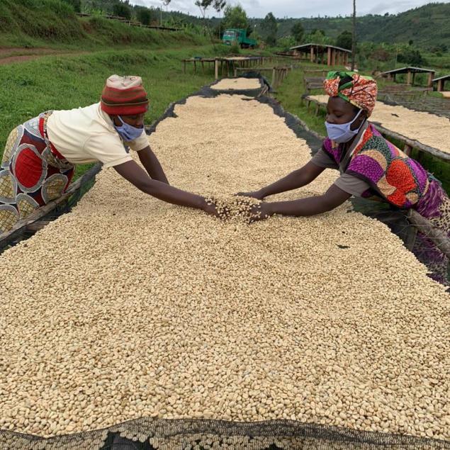 RWANDA | GIHANGA