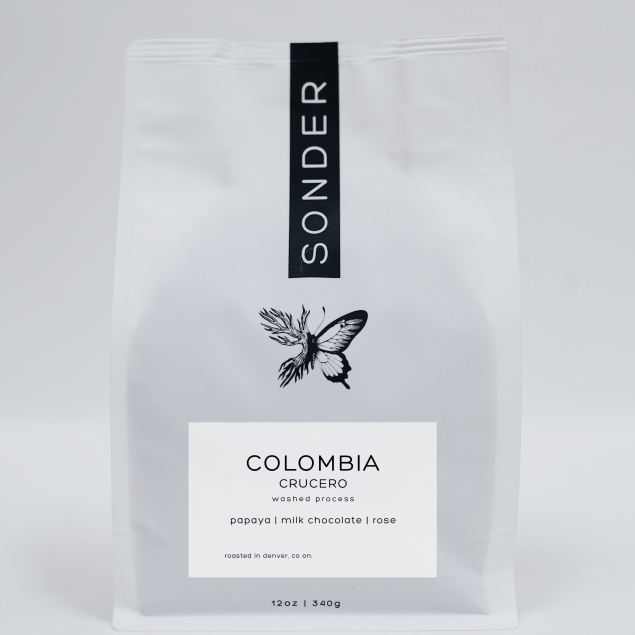 COLOMBIA Crucero SONDER Coffee