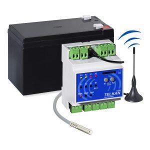 Kit Telkan 2 GSM cámara frigorífica