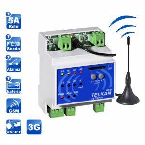 iconos informativos sobre Telkan 4 GSM
