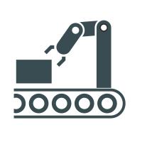 Icono fabricación