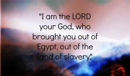 Exodus 20,2
