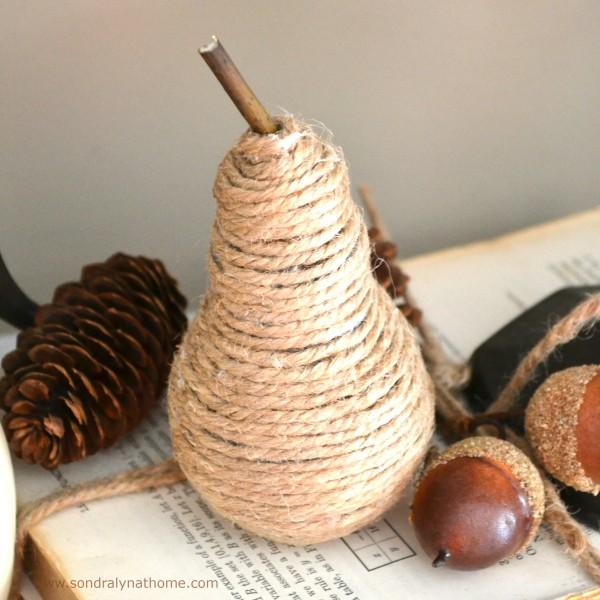 Pear Vignette- Sondra Lyn at Home