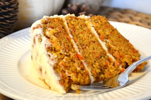 Best Ever Carrot Cake Sondra Lyn At Home