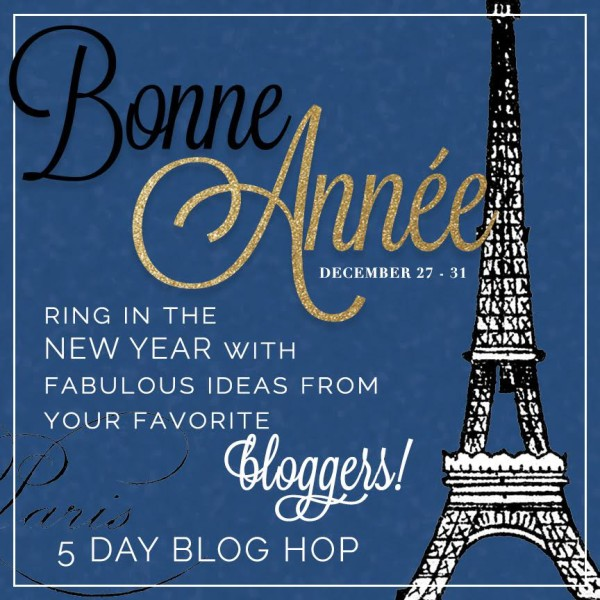 New Year's Blog Hop 2016