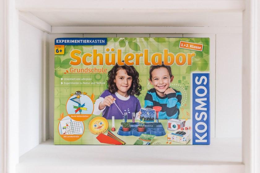 Schülerlabor Grundschule – Kosmos