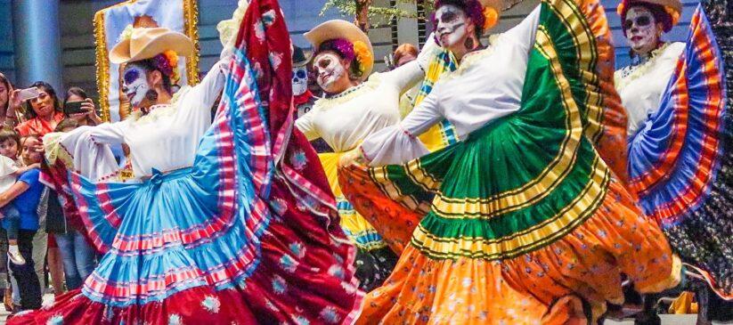Class Folk Dance Styles Of Mexico Calendar University Of