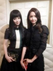 1604 Yoona - Louis Vuitton (with Fan Bingbing)