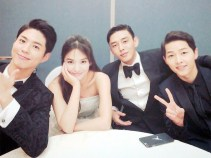 1606 Park Bo Gum, Song Hye Kyo, Yoo Ah In, Song Joong Ki - Baeksang Art Awards