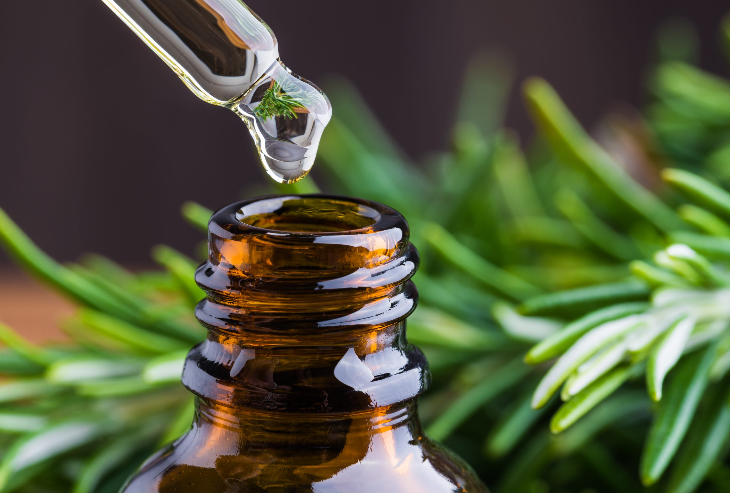Rosemary face oil