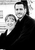 Luke and Trisha Priebe authors of Trust. Hope. Pray.