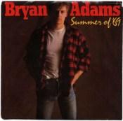 Summer of 69 - Bryan Adams