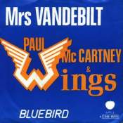 Mrs Vandebilt - Paul McCartney and Wings