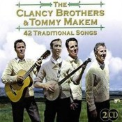 The Clancy Brothers Album Cover