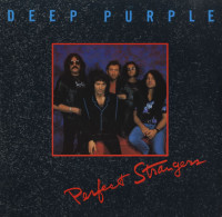 Perfect Strangers - Deep Purple single cover
