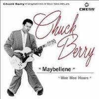 Maybellene - Chuck Berry single cover
