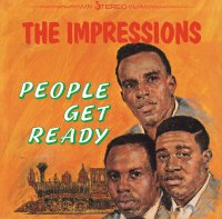 People Get Ready - The Impressions single