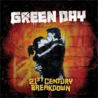 21st Century Breakdown - Green Day Album cover