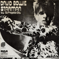 Starman Bowie single cover
