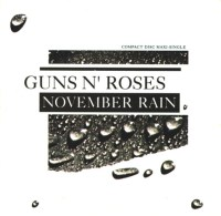 November Rain - guns n roses