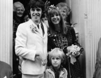 Linda Lawrence and Donovan