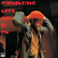 Marvin Gaye - Let's Get It On single