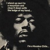 Voodoo Child (Slight Return) - Jimi Hendrix