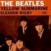 Eleanor Rigby Yellow Submarine - The Beatles