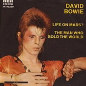 Life on Mars - David Bowie