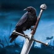 песня Черный ворон