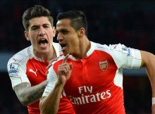 EPL VIDEO: Arsenal vs West Brom 2-0 2016 All Goals & Highlights