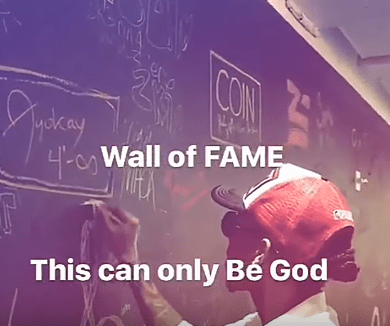 tekno-imprints-his-name-on-the-wall-of-fame-as-he-visits-columbia-records